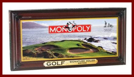 golf monopoly box